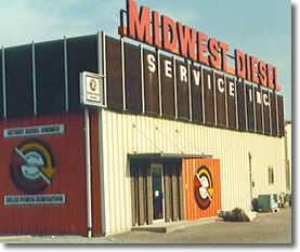Midwest Diesel Services, Inc. located in Cape Girardeau, Mo. Southeast Missouri.